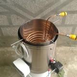 Домашняя мини пивоварня 33 литров, с програмным управлением