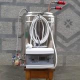 Домашняя мини пивоварня 50 литров, с програмным управлением