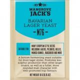 Дрожжи Bavarian Lager Mangrove Jack's M76