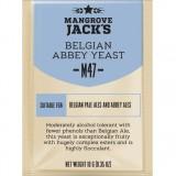 Дрожжи Belgian Abbey Mangrove Jack's M47