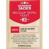 Дрожжи Belgian Tripel Mangrove Jack's M31