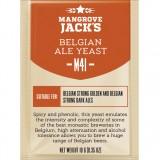 Дрожжи Belgian Ale Mangrove Jack's M41