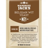 Дрожжи Belgian Whit Mangrove Jack's M21